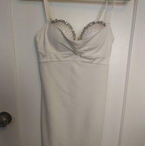 Victoria Secret white dress